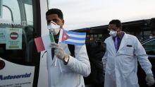 Cuban docs fighting coronavirus around world, defying US