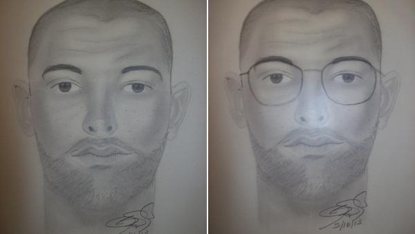 Sketches released of suspect in Delaware attempted abduction