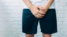 Teen endures penis 'erosions' with coronavirus