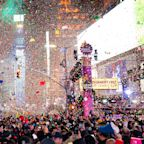 Virtual New Year's Eve planned in Times Square for 2020