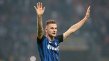 Trio da Premier League tem interesse em Milan Škriniar