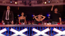 Which two acts are through to the BGT final?