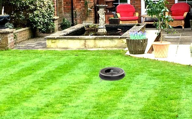 iRobot hasn't given up on developing Roomba's lawn mowing sibling