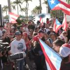 Local Puerto Rican community reacts to protests over Governor Ricardo Rossello