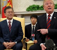 South Korea Responds To Trump's Sudden Cancellation Of Kim Jong Un Summit