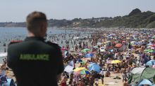 Britons' support for easing coronavirus lockdown falls following pictures of packed beaches