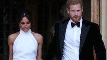 Stella McCartney On Meghan's Wedding Dress