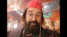 Mohanlal's New Still In Marakkar Arabikadalinte Simham Look Goes Viral!