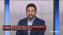 Venture firm NEA made the hugely profitable call to hold its MuleSoft shares after IPO lockup