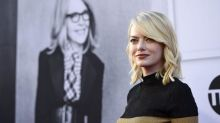 Emma Stone reveals male stars have taken pay cuts so that she would be paid fairly