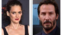 Winona Ryder e Keanu Reeves sono marito e moglie, ecco le prove!