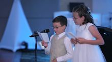 Kids Say The Darndest Things: Funny Page Boy Wedding Speech