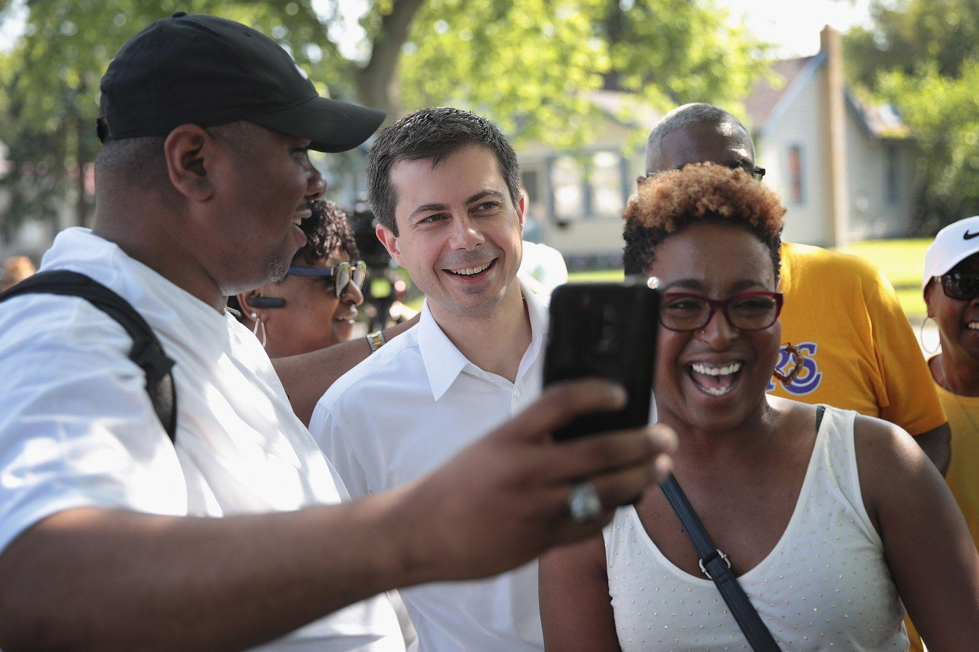 2020 candidate Buttigieg says he raised US$24M in 2nd quarter