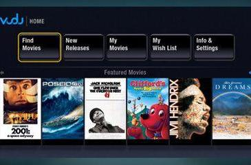 A look at VUDU's high-definition movies