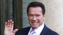 Arnold Schwarzenegger posts 'Terminator' reunion snap with 'true badass' Linda Hamilton