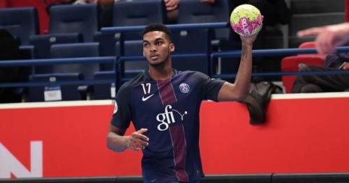 Hand - Transfert - Transfert : Dylan Garain (PSG) en prêt à Dunkerque la saison prochaine