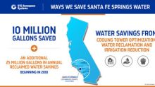 A Natural Leader: UTC Aerospace Systems To Save 25 Million Gallons Of Water A Year, Achieving Major Water Reduction Milestone