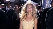 Sarah Jessica Parker's Shoes From the 1999 Emmys Seem Weirdly Familiar