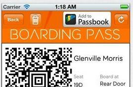 easyJet expands Passbook support to 75 airports