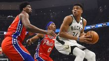 Predicting the big decisions surrounding Giannis, the 76ers, CP3 and the Warriors' pick