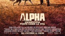 """""""Alpha: un'amicizia forte come la vita"""", ecco il nuovo poster (ESCLUSIVA)"""