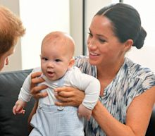 Duke and Duchess of Sussex ask for vaccine equity donations to mark Archie's 2nd birthday