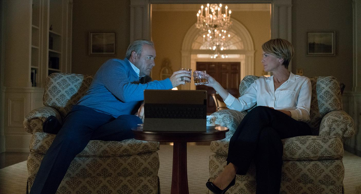 Russian trolls were schooled on 'House of Cards'