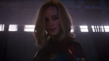 New 'Captain Marvel' trailer goes 'higher, further, faster'