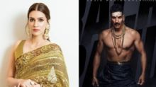 Kriti Sanon to Star Opposite Akshay Kumar in 'Bachchan Pandey'