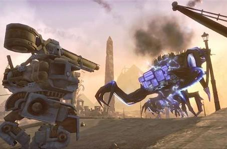 Trenched review: Let's mech love