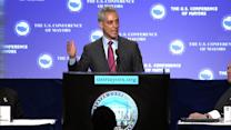 "Rahm Emanuel: Newtown an ""inflection point"" for gun debate"