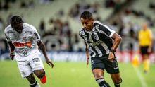 Mateus Gonçalves reencontra vítima favorita da carreira