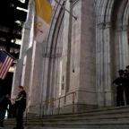 Man who carried gasoline and lighter fluid into St. Patrick's Cathedral in custody