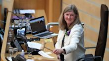 Green MSP elected Holyrood presiding officer after party co-leader backs end of monarchy