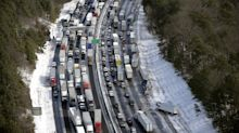 Atlanta's 'Snowpocalypse' turned ordinary commutes into chaos, confusion