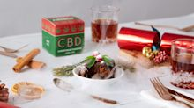A Cannabis Christmas pudding is now available to buy