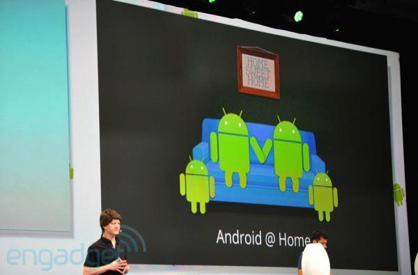 Google announces Android@Home framework for home automation