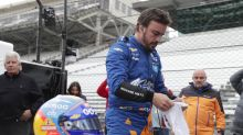 Alonso, Castroneves leave Indy test with unfinished business