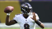 Is Baltimore Ravens' Lamar Jackson more accurate this season? The numbers shout yes