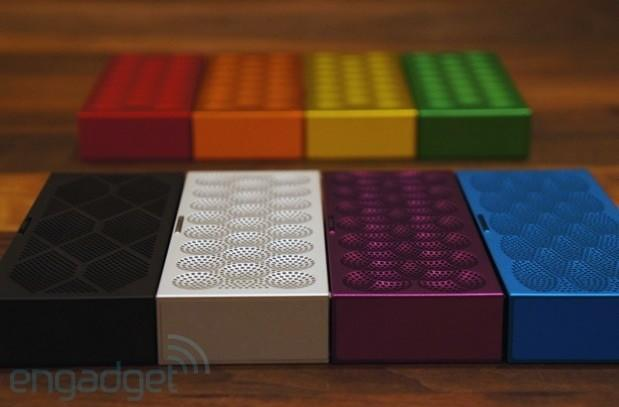 Jawbone intros Mini Jambox Bluetooth speaker and a music-streaming app (hands-on)
