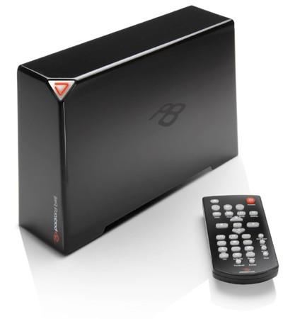 Packard Bell Studio ST media playback drive invades Europe