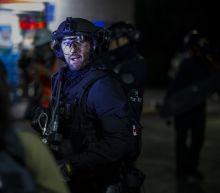 Portland mayor decries violent protesters as props for Trump