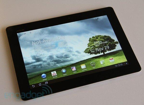ASUS Transformer Prime pre-order shipments delayed at Best Buy, Amazon