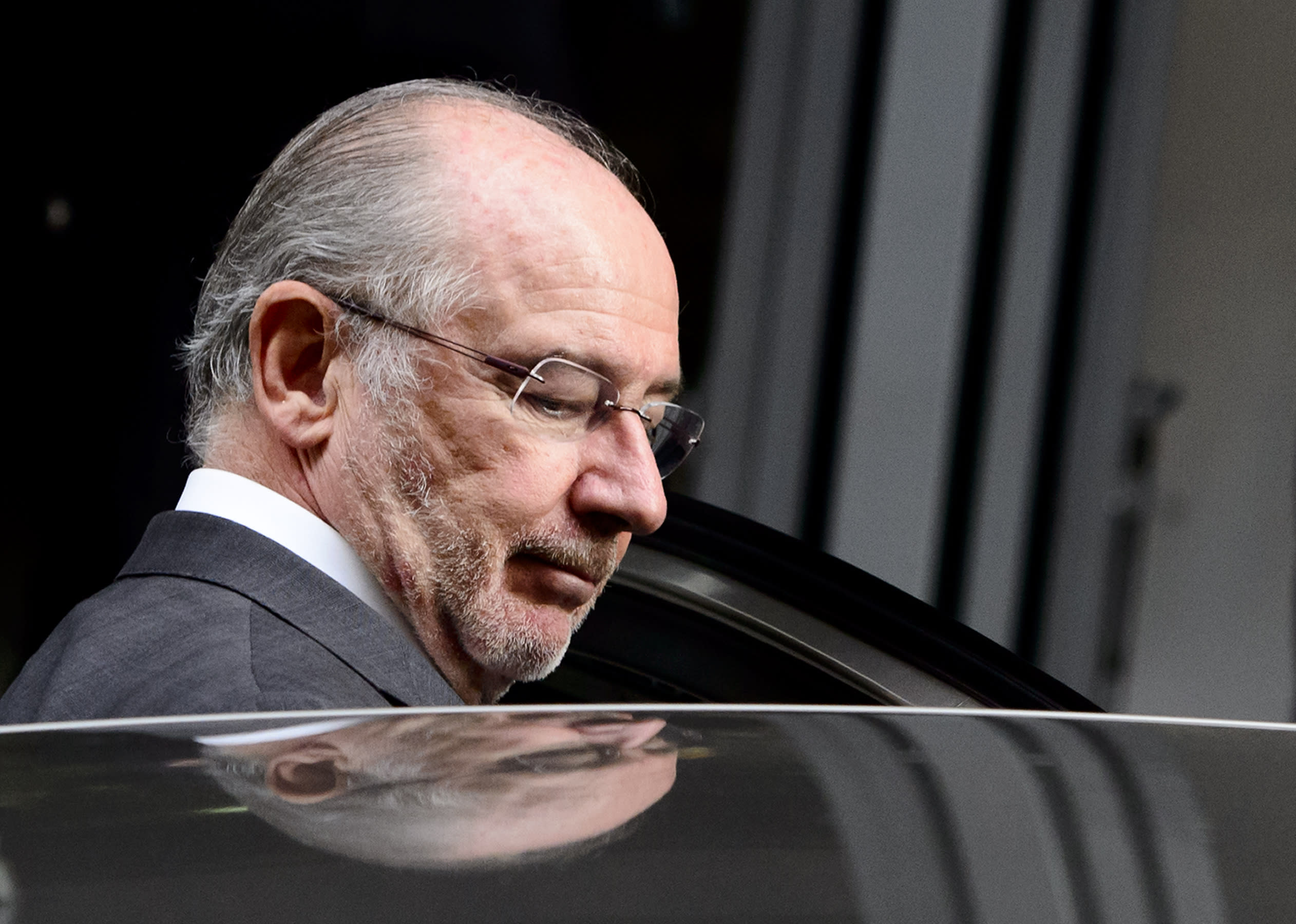Former IMF head Rodrigo Rato and other bankers are ordered to pay an 800-million-euro ($911 million) court bond