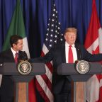 Republicans rally to get USMCA passed
