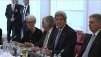 US, Iran and EU Leaders Meet for Roundtable Talks