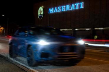 Maserati最新休旅Grecale小露臉