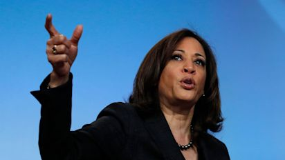The financial boost Kamala Harris could get in 2020