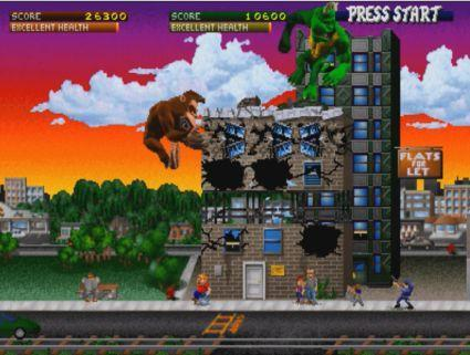 Rampage World Tour tears up the PS3 tonight