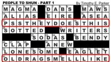 Crossword Writer Slips Rape Joke Into Multiple Major Newspapers
